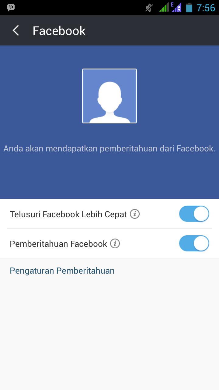 setting FB