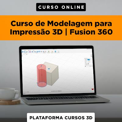 Curso Online de Fusion360