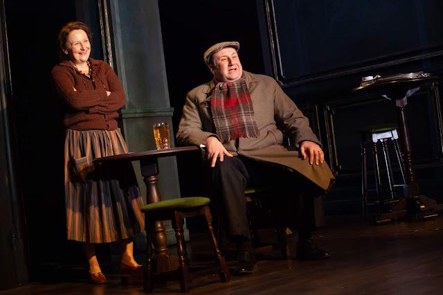 Sadie Shimmin and Stephen Critchlow - credit Iona Firouzabadi