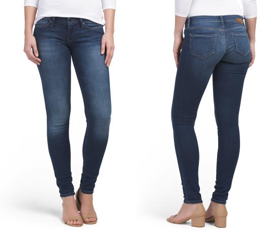 Mavi Jeans Serena Super Skinny Jeans $40 (reg $80)