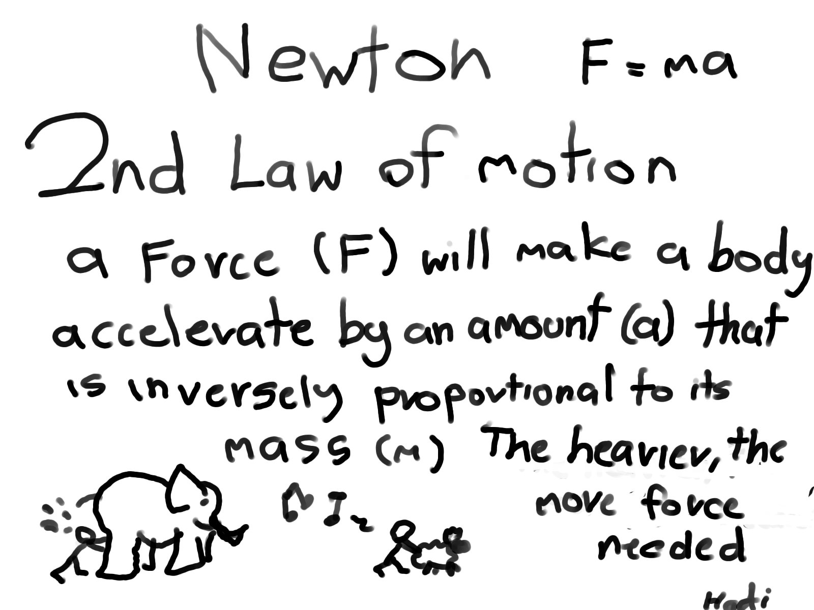 Newton 39 S Laws Worksheet Physical Science Newton Best