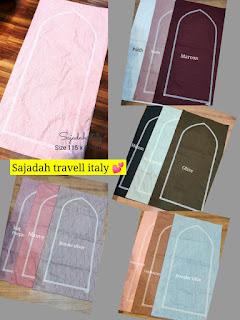 Koleksi Terbaru Sajadah Italy Travel