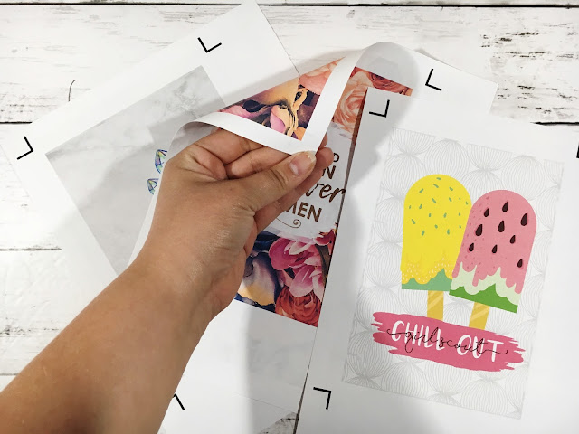 Mini Happy Planner Cover DIY