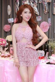 Hot girl mì gõ Pinky Bảo Trân