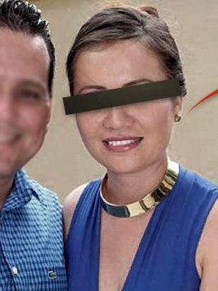 Vinculada a proceso esposa de alcalde
