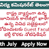 TS Govt Junior Colleges Guest Faculty Recruitment 2019 Apply Now
