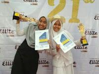 Siswa MAN 1 Malang Raih Juara 2 English Contest Se-Malang Raya