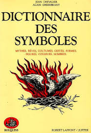 """المعجم الفرنسي النادر في الرموز """" Dictionnaire Des Symboles """""""