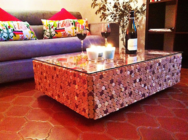 With Cork furniture decorating ideas 1