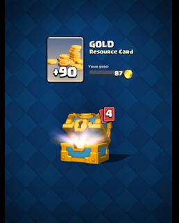 Cara Mudah Mendapatkan Gold Clash Royale