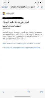 iOS 14 office email account not working Fix