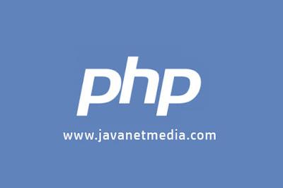 Tutorial Pemograman PHP Untuk Pemula