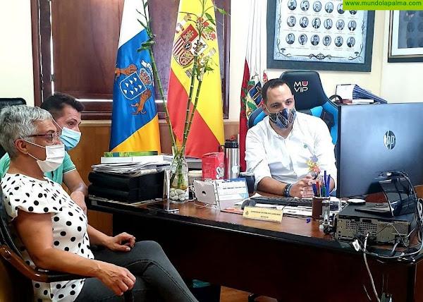 El Ayuntamiento de Breña Alta saca a licitación la ejecución de una nueva calle en el casco urbano de San Pedro