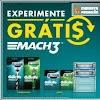 EXPERIMENTE GRÁTIS - Gilete MACH3