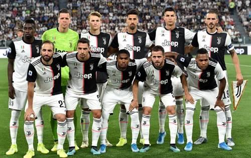 Daftar Pemain Juventus