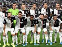 Daftar Skuad Pemain Juventus 2019-2020 Terbaru