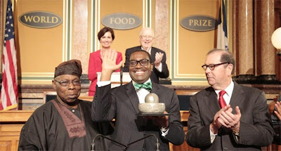 AFDB President Sets $1.1m Prize To Train Young African Farmers