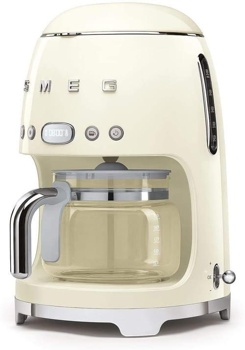 Smeg DCF02US 50's Retro Style Drip Filter Coffee Maker