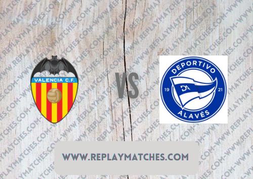 Valencia vs Alaves -Highlights 27 August 2021