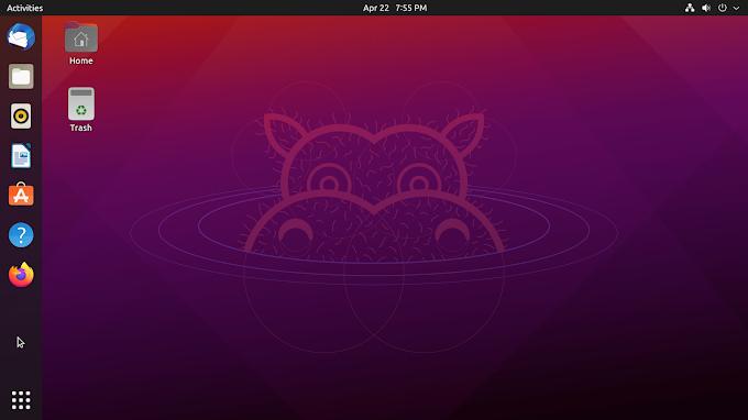 Ubuntu 21.04 Hirsute Hippo telah rilis   Dowload & Install
