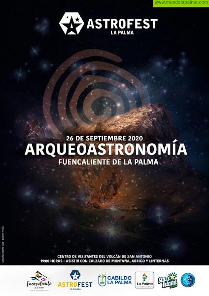 El Cabildo y el Ayuntamiento de Fuencaliente organizan este sábado una ruta nocturna de arqueoastronomía