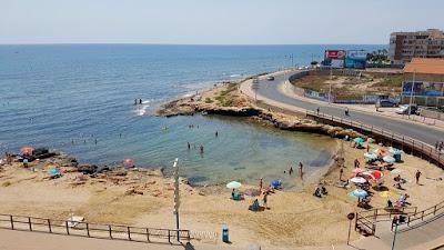 Nära Medelhavet.