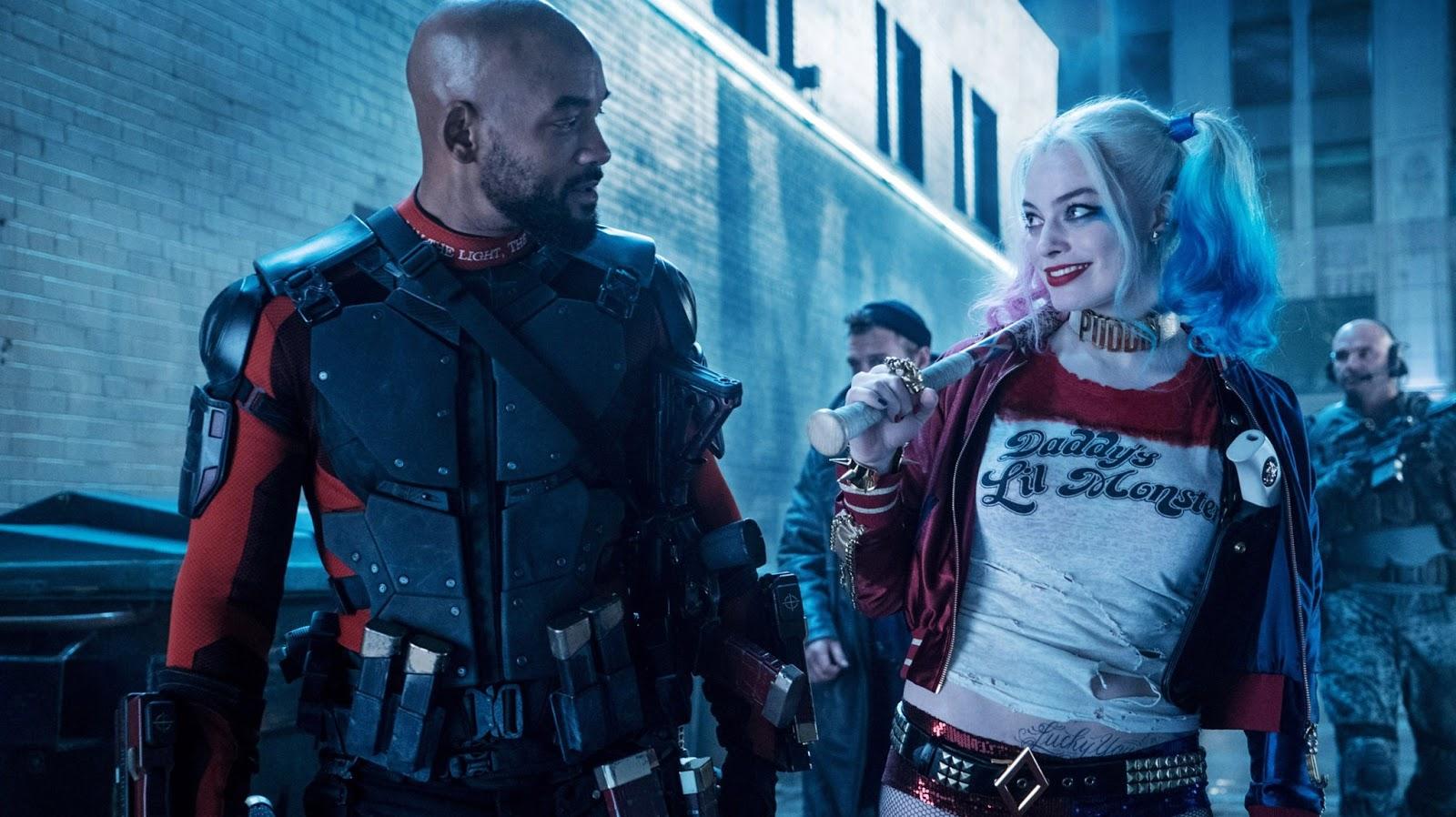 Esquadrão Suicida | Warner Bros. revela teaser, com cenas inéditas, da versão estendida