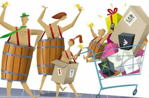 """Общество потребления создаёт много """"возможностей"""", которые на самом деле нам не нужны"""