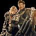 PNG No Limite do Amanhã (Edge of Tomorrow, Emily Blunt, Tom Cruise)
