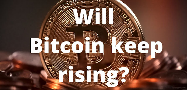 bitcoin price to rise