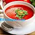 தக்காளி கிரீம் சூப் செய்முறை / Tomato Cream Soup Recipe !