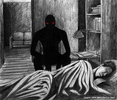 Hallowe'en Countdown 15: Skeptics and the Shadow People ...
