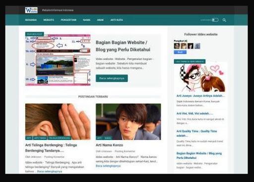Pengertian Website Menurut Ahli dan Sejarahnya