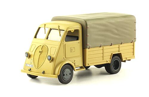 PEUGEOT DMA 1:43, voitures militaires de la seconde guerre mondiale