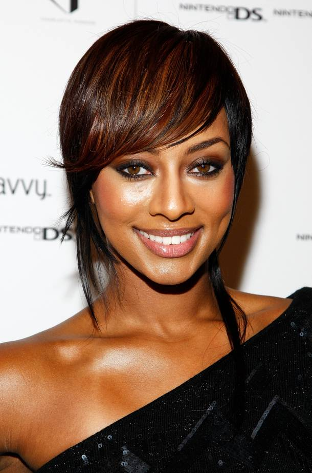 Keri Hilson Hairstyle Trends Keri Hilson Biography