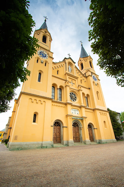 Chiesa parrocchiale di Santa Maria Assunta-Brunico