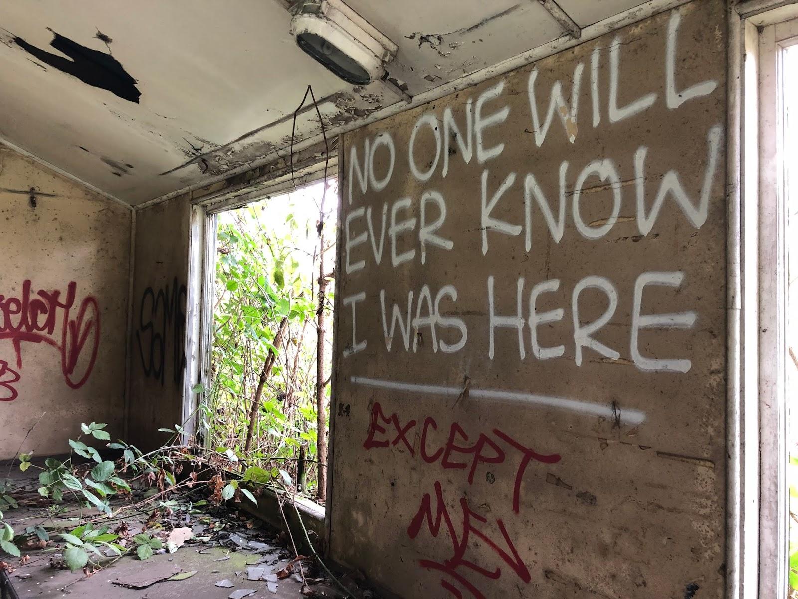 Abandoned and Derelict | Wells Fireworks Factory | Dartford