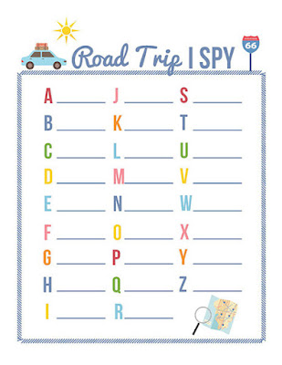5 Family Road Trip Games