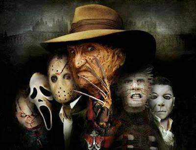 #Filmes de terror