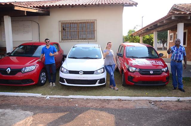 ARCA entrega veículos aos sorteados da 19ª Expoac em Cacoal