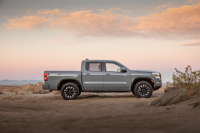 2022 Nissan Frontier Preview