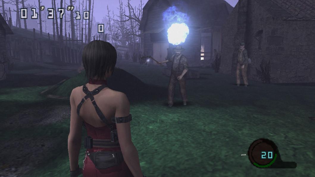 Escenario Ambiente Púrpura en Mercenarios [ r400 ] Escenario2