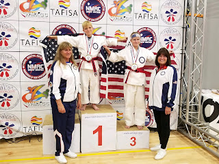 Montgomery Catholic Students Bring Home Gold for the USA in World Martial Arts Games 1