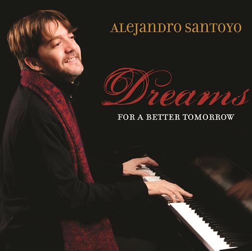 La nueva música de Alejandro Santoyo, creada para soñar en un futuro mejor.