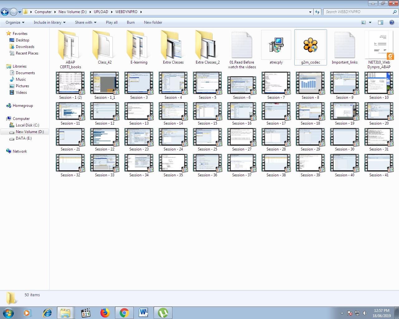 SAP Web Dynpro ABAP Complete Video Series (6 14 GB
