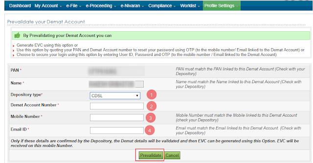ITR Verification Online