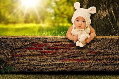 mengatasi Nafas bayi bunyi grok grok