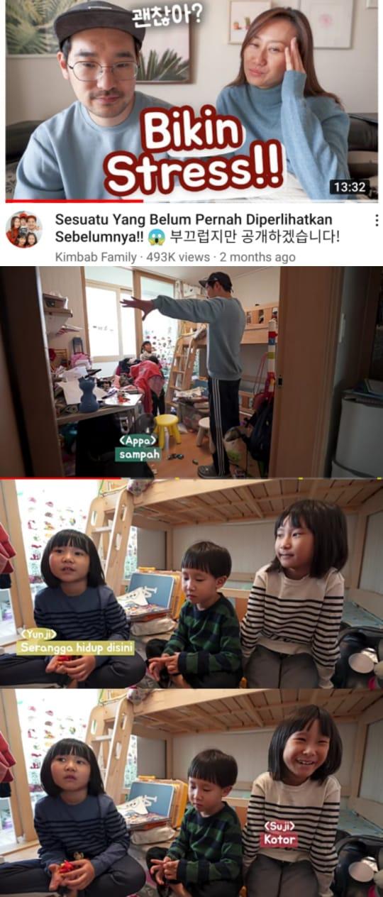 Parenting a la Kimbab Family