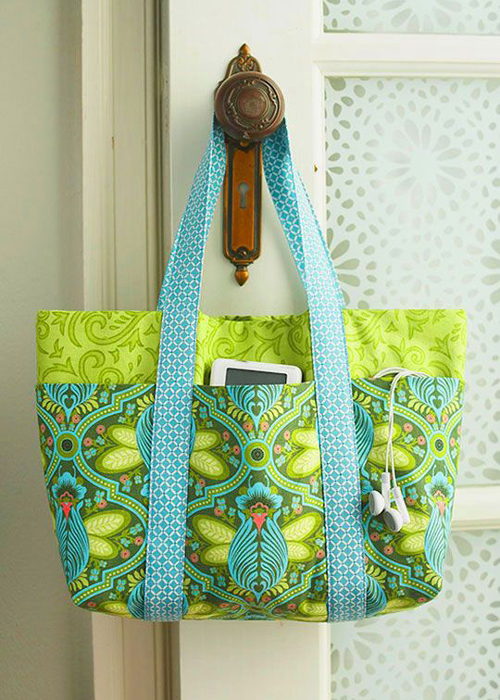 Pick-A-Pocket Purse - Free Pattern