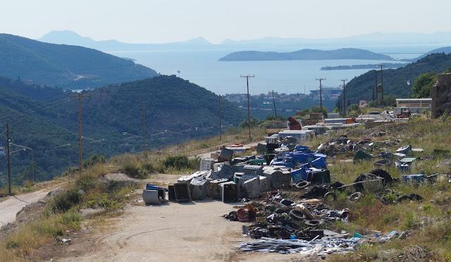 Δήμος Ηγουμενίτσας: Παράνομη χωματερή ... αλλά με θέα στο Γραικοχώρι (ΦΩΤΟ+ΒΙΝΤΕΟ)